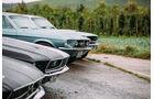 US-Schrauber, Impression, amerikanische Sportwagen