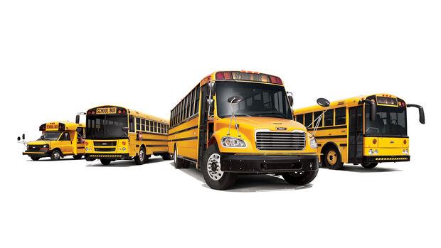 US-Schulbus Thomas Built Buses