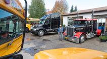 US-Truck, Fuhrpark