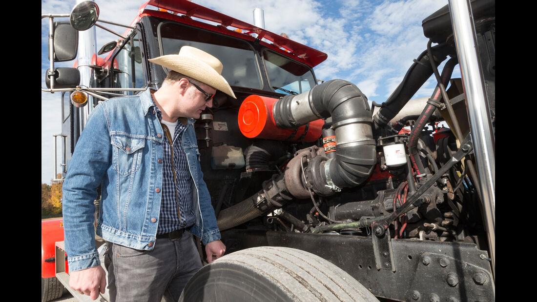 US-Truck, Henning Busse, Motor