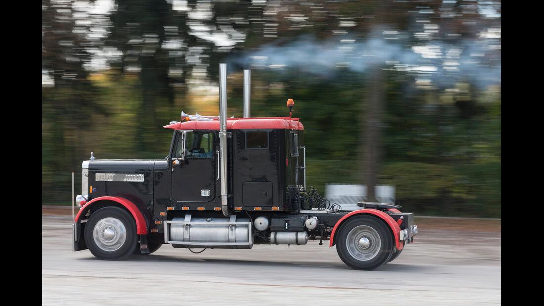 US-Truck, Seitenansicht