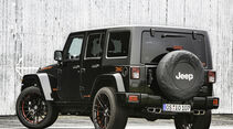 US66 Jeep Wrangler Rubicon HPE430 3.6 V6