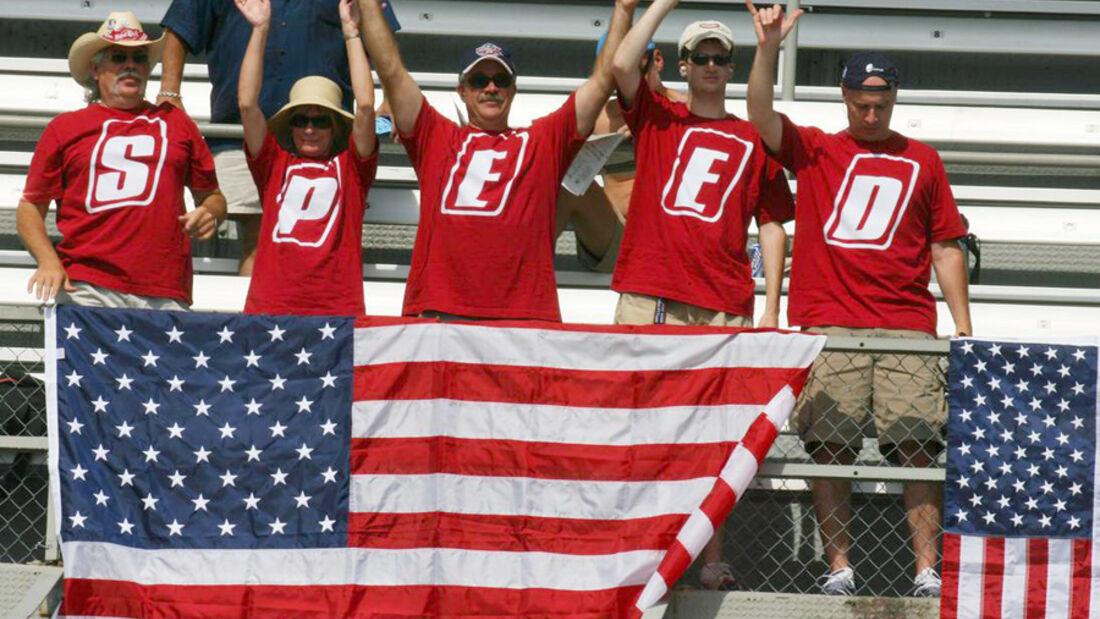 USA Formel 1 Grand Prix