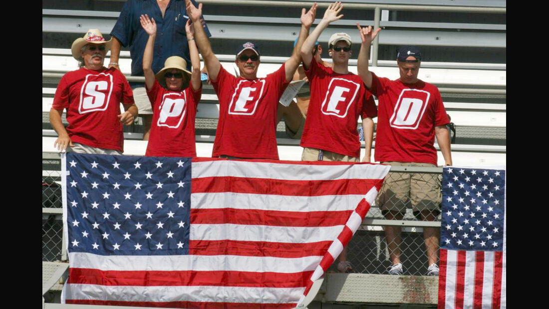 USA Formel 1 Grand Prix