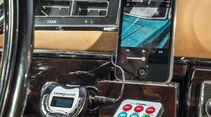 USB-Anschluss, FM-Transmitter