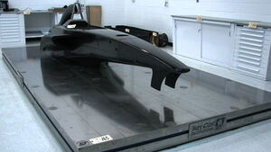 USF1 Auktion Chassis Modell