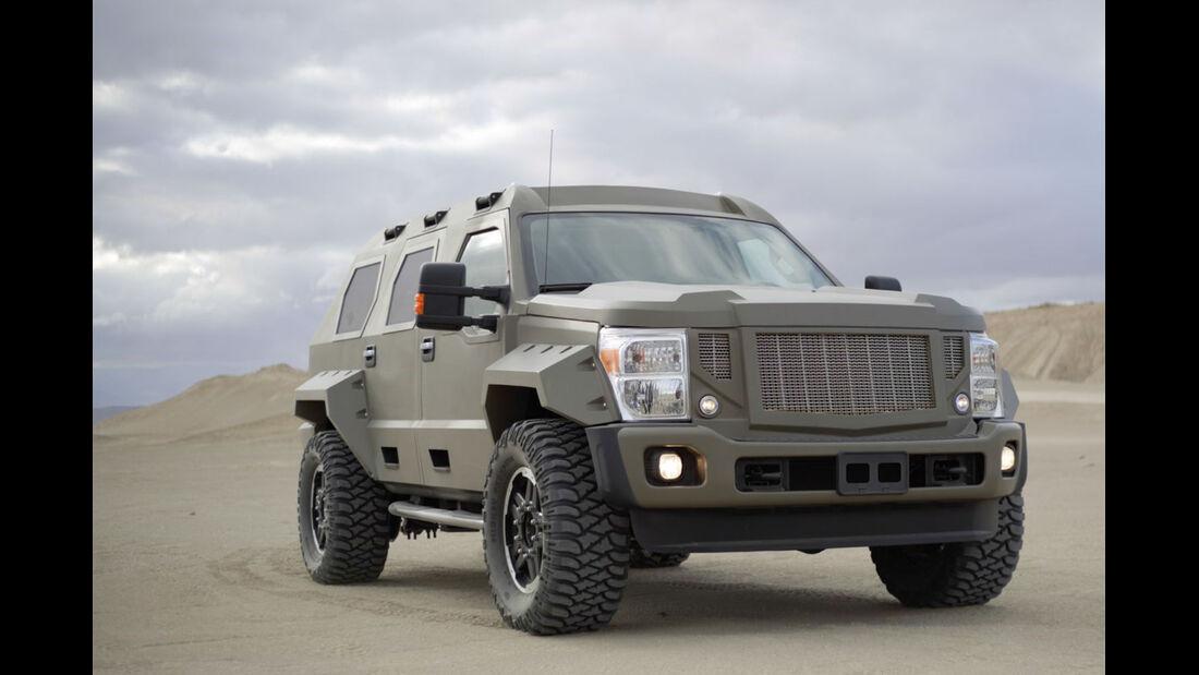 USSV Rhino GX US Specialty Vehicles