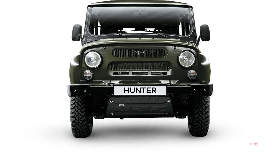Uaz Hunter
