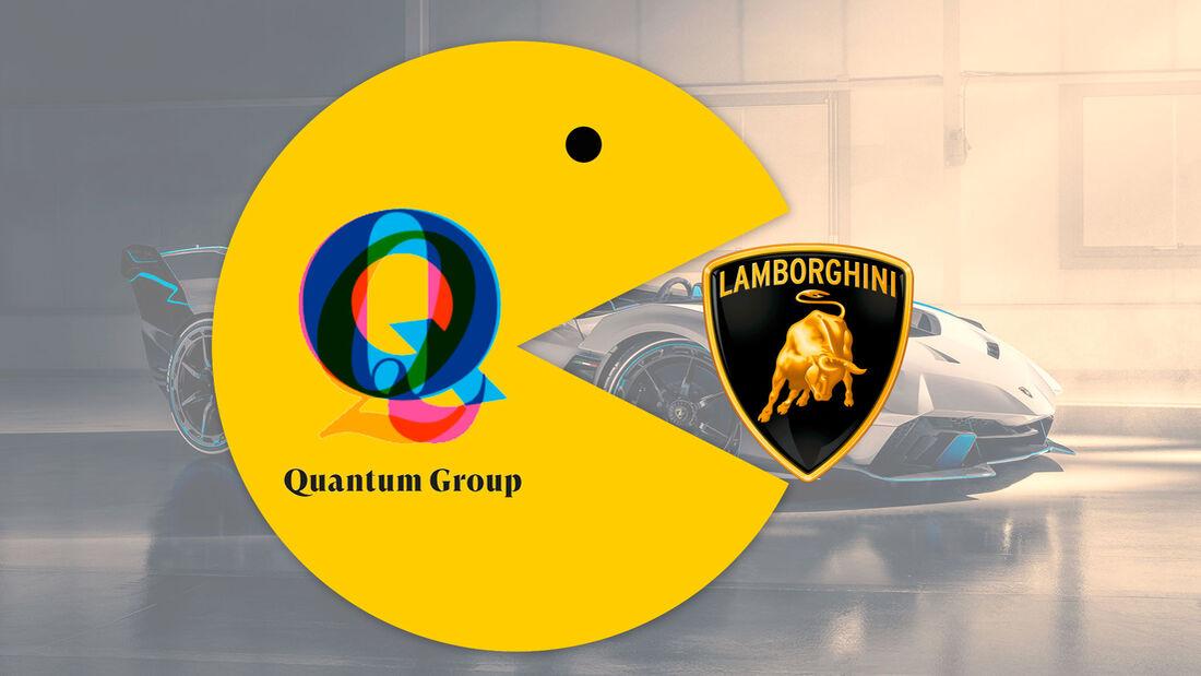 Übernahmeangebot Lamborghini Quantum