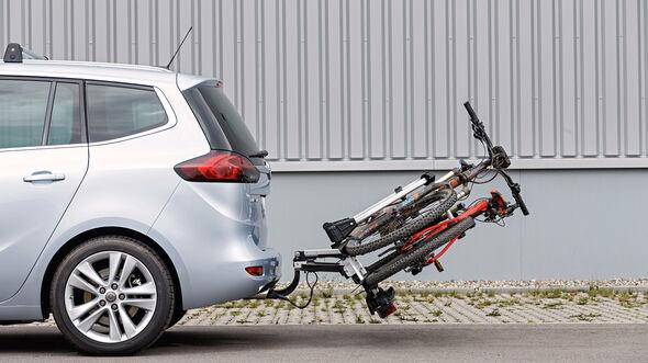 5 Fahrradträger Konzepte Im Ausführlichen Test Auto Motor Und Sport