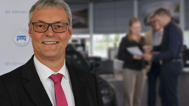Ulrich Dilchert ZDK Zentralverband Deutsches Kraftfahrteuggewerbe