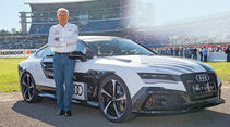 Ulrich Hackenberg, Audi RS7 piloted Driving