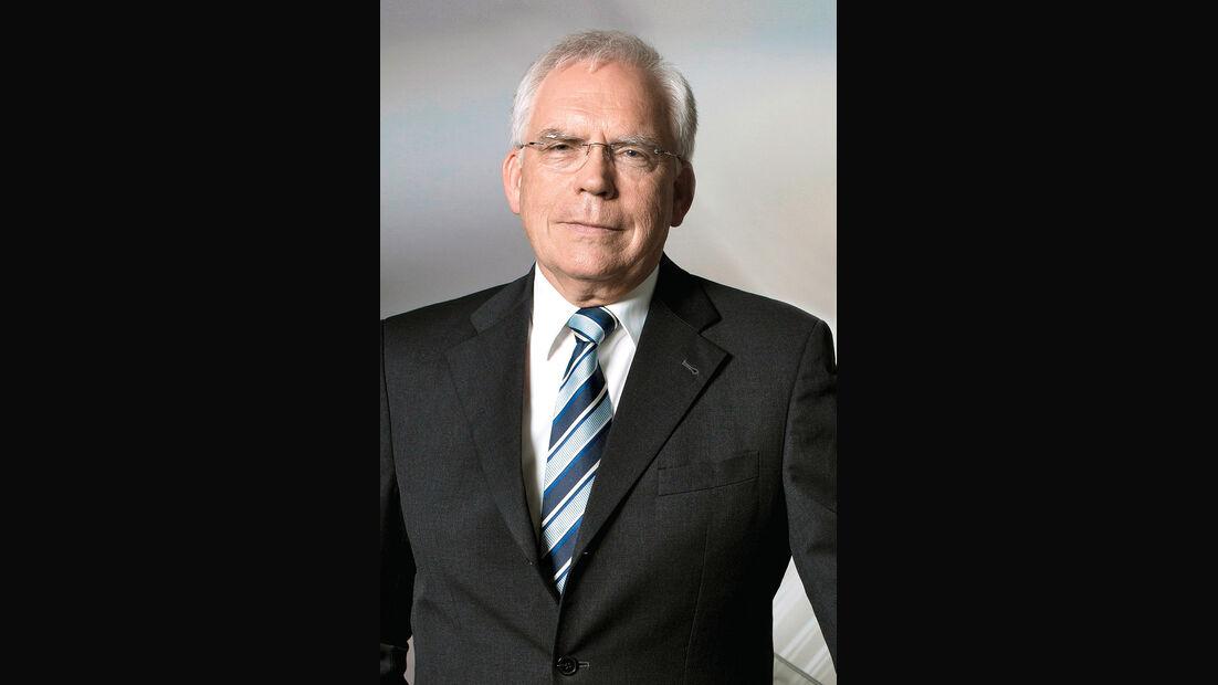 Ulrich Hackenberg, Porträt