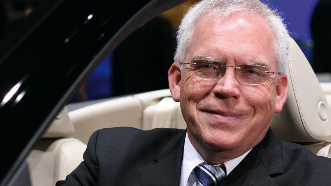 Ulrich Hackenberg, VW-Entwicklungsvorstand