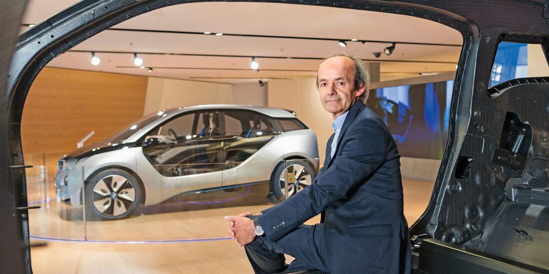 Ulrich Kranz, Projektleiter BMW i