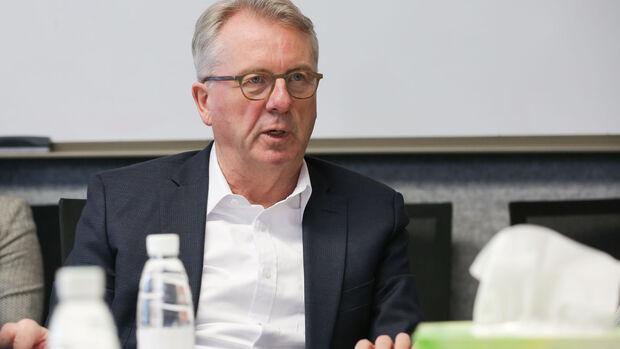 Ulrich Walker, CEO Borgward Group AG