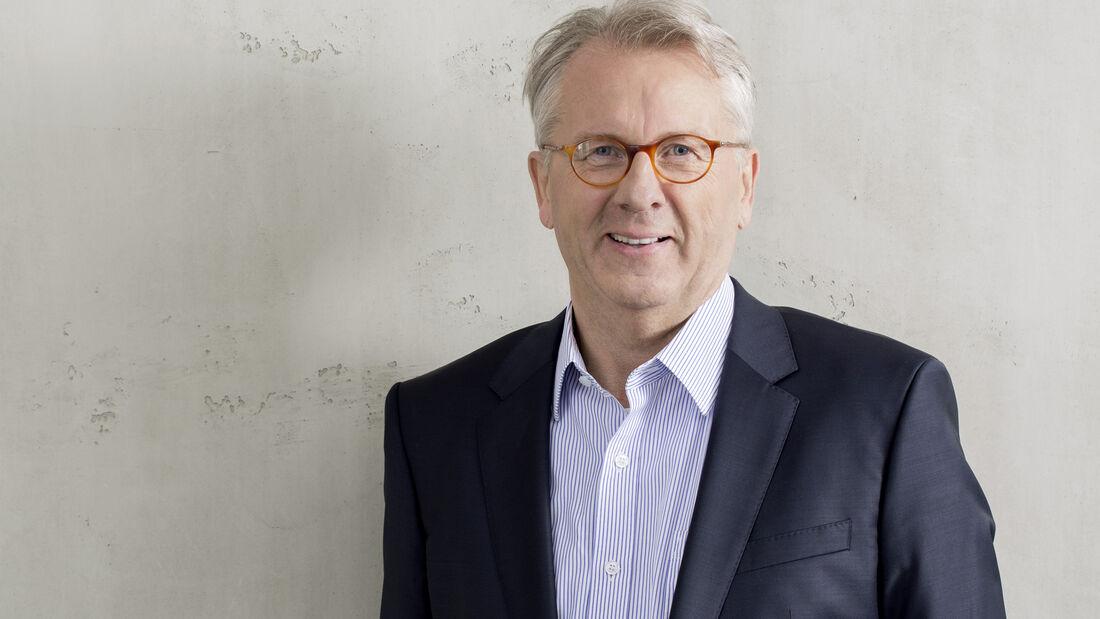 Ulrich Walker, Vorsitzender und CEO Borgward