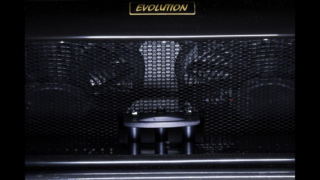 Ultima Sports Evolution Coupé Convertible
