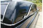Umgebauter Cadillac-Leichenwagen von Robby Naish