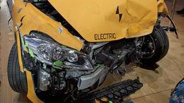 Unfall Elektroauto