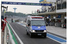 Unfall Mark Webber - WEC Interlagos 2014