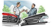Unfall, Versicherung, Schadensfall