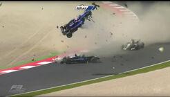 Unfall - Zhi Cong Li - Formel 3 - Spielberg - 2016