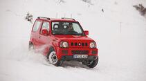 Unfallforschung, Suzuki Jimny