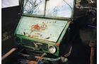 Unimog 401, Fahrerkabine