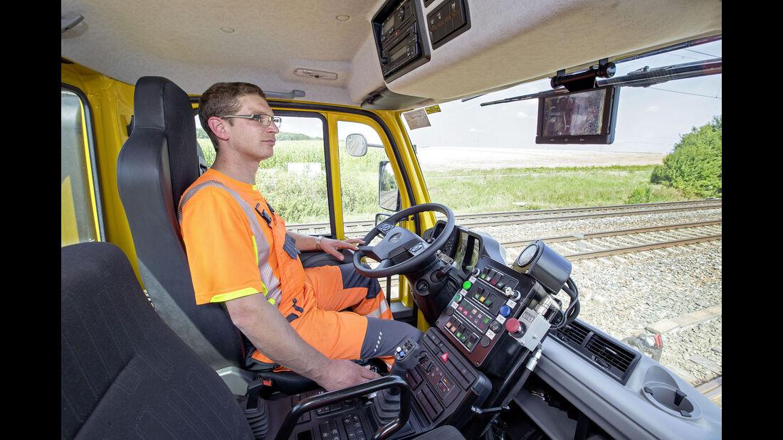 Unimog Baureihe 405 (U 300 bis U 500)