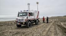 Unimog U4000 Rettungsfahrzeug SAR Dänemark