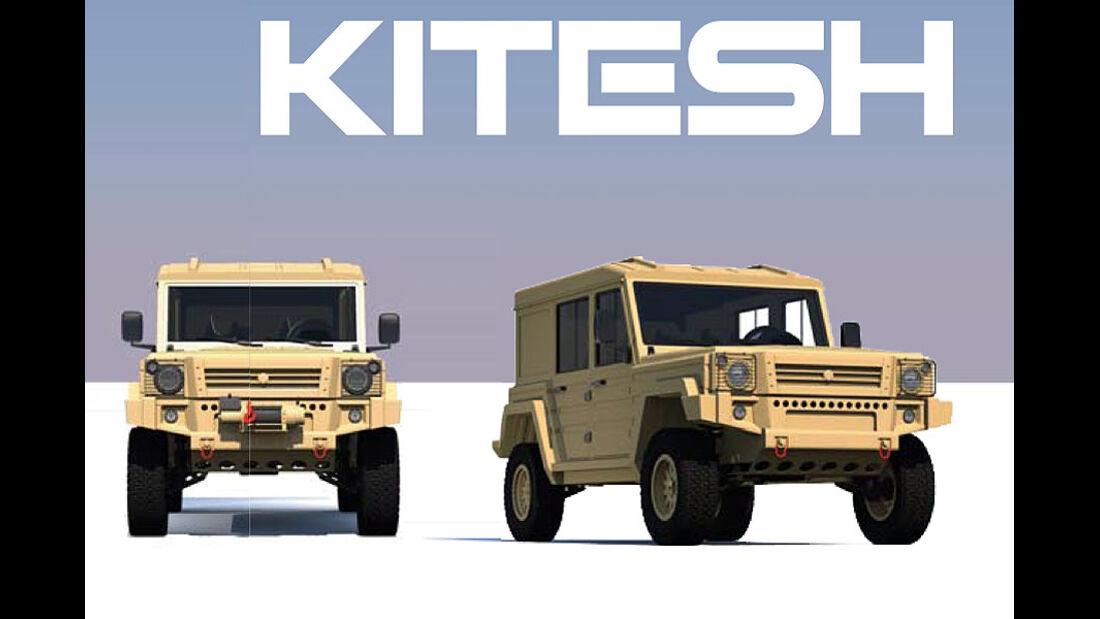 Uniqueco Kitesh MPV