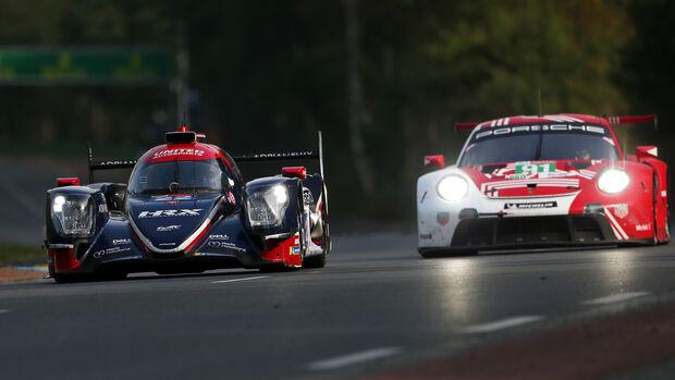 United Autosport Oreca 07-Gibson - Startnummmer #22 - Klasse: LMP2 - 24h-Rennen - Le Mans 2020