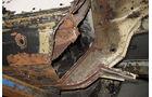 Unterboden Mercedes 230 SL
