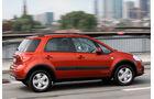 Unterhalts-Schnäppchen, Suzuki SX4 1.6 VVT