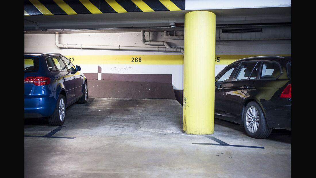 Unternehmen müssen ihren Mitarbeitern keine kostenlose Parkplätze stellen.