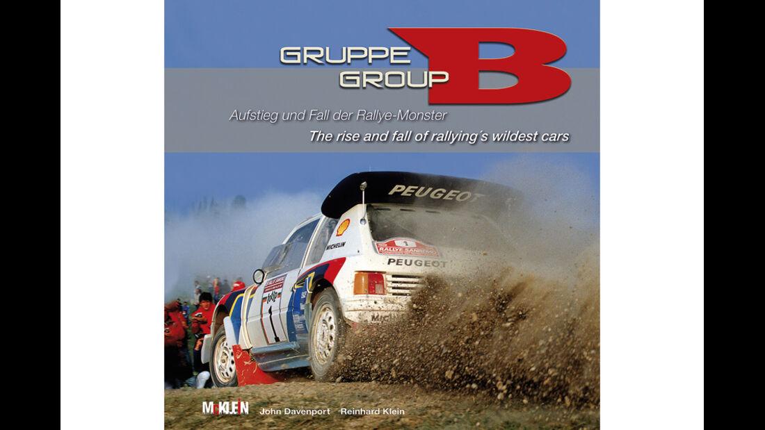 Ur-Version des Gruppe-B-Buches