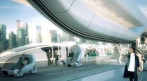 Urban Future Award, Hochgeschwindigkeitszug