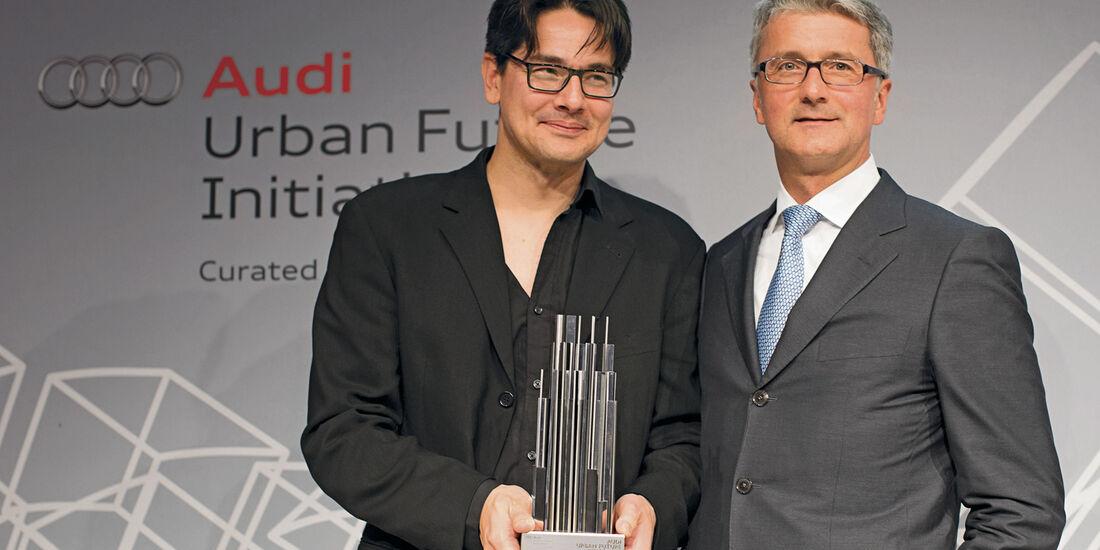 Urban Future Award, Rupert Stadler, Eric Höweler