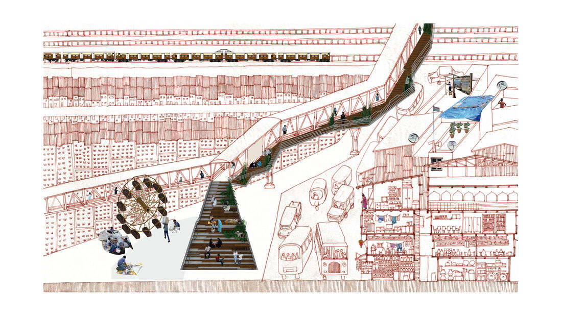 Urban Future Award, Zeichnung