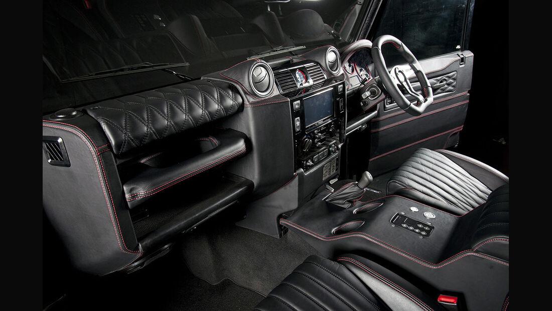 Urban Truck Land Rover Defender 6.2 V8