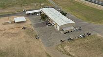 Uvalde Testzentrum, Continental, Texas, Aquaplaning, Nassbremsen