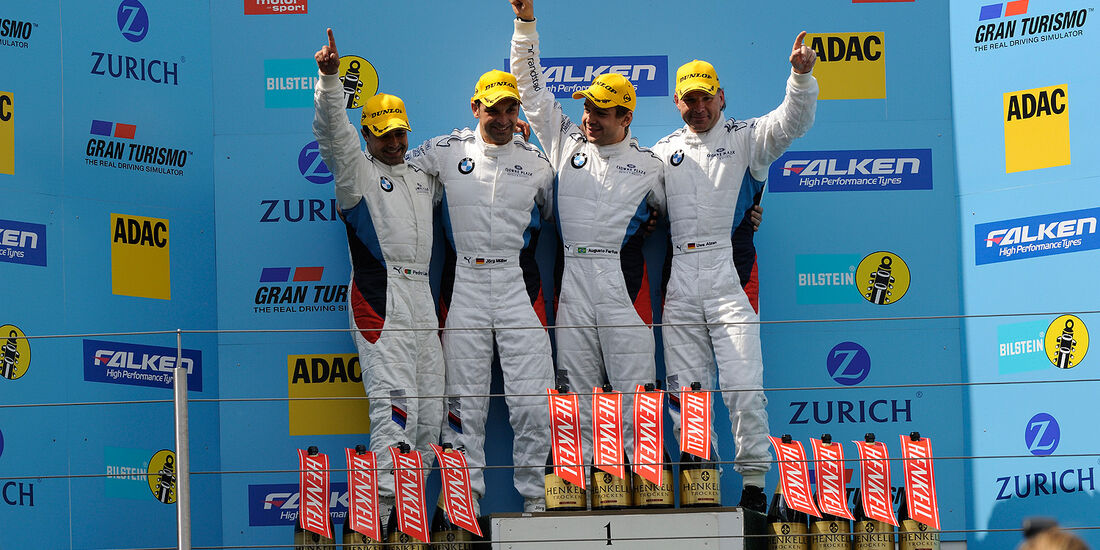 Uwe Alzen, BMW, 24h- Rennen Nürburgring 2010