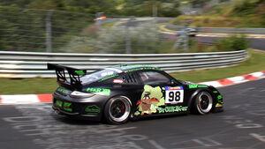 Uwe Alzen Porsche VLN 7. Lauf 2012