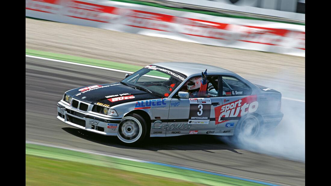 Uwe Sener, BMW E36