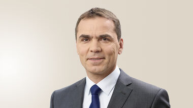 Uwe Wagner, Vorstand Forschung und Entwicklung der Schaefller AG