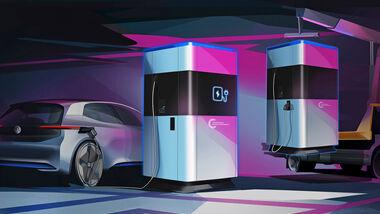 V-Charge - Automatisiertes Parken und Aufladen von E-Fahrzeugen