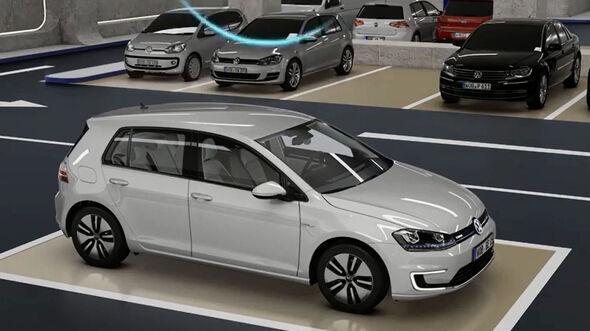V-Charge VW Parksystem