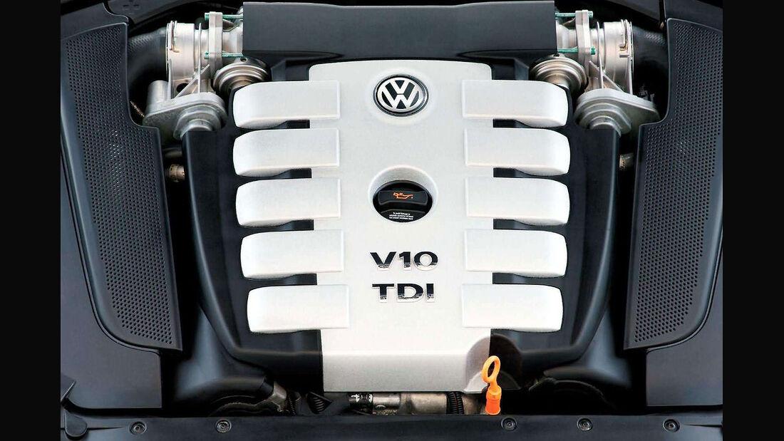 V10 TDI Motor