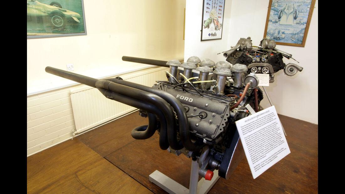 V8-Cosworth - Ford DFV - F1 Motor